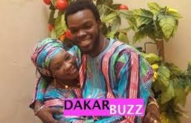 Mariage de Momo et Ndeye Sokhna : un beau  témoignage de la maman de Momo ... puis elle craqu