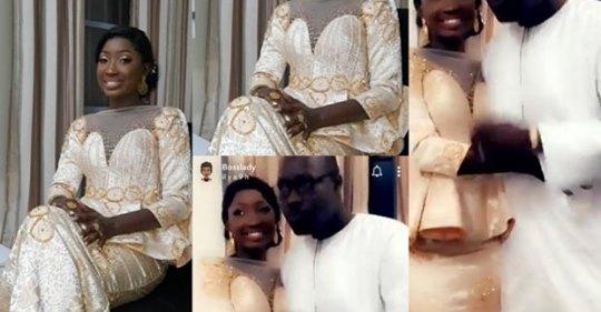 Al Khayri : Mamadou Mouhamed Ndiaye épouse la commerciale de la Tfm