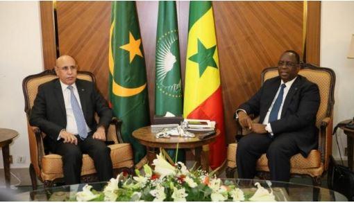 Appel Téléphonique Entre Les Deux Présidents : Macky Et Ghazouani Préoccupés Par Corona Et Tabaski
