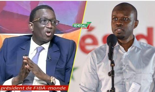Amadou Ba: « Ousmane Sonko bimiy nieuw impôts et domaines fa lama fekk… »