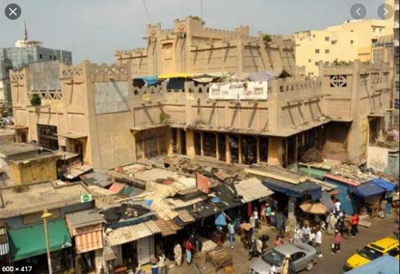 Réhabilitation : Le marché Sandaga sera détruit vendredi prochain