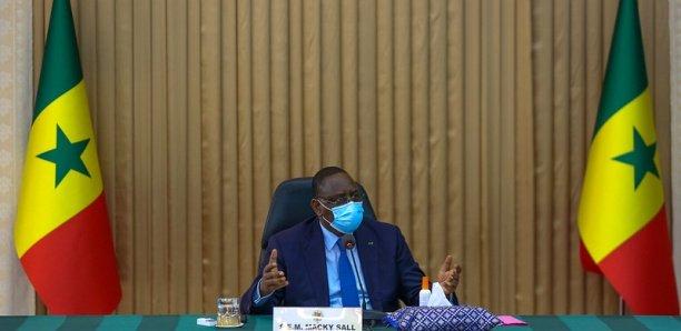 Gestion Covid-19 : Changement de dernière minute, Macky Sall va parler aux Sénégalais le …