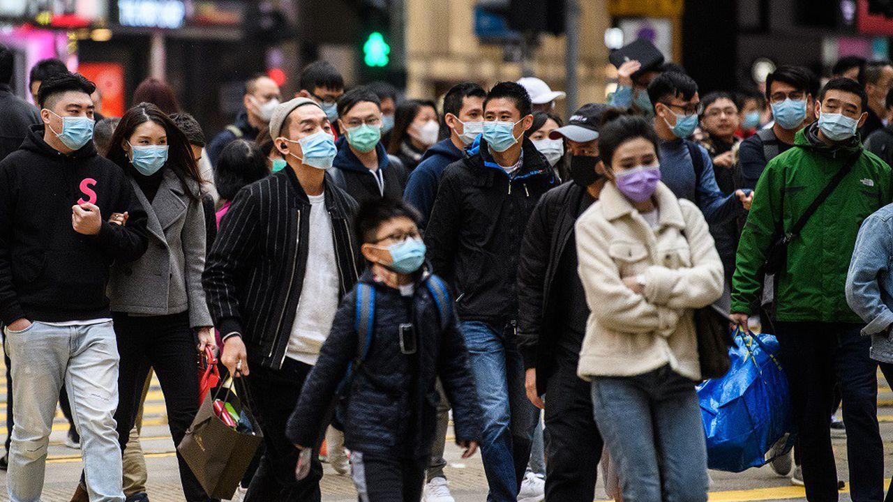 Chine : 400 000 personnes enfermées après la résurgence du covid-19