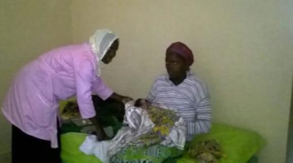 Poste de santé de Baba Garage: La Covid -19 fait accoucher à domicile