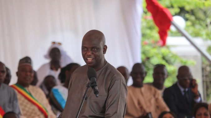 Mansour Faye : « Nieup Dinagne Diot Sen Waleu avant le 15 juillet, Amoul … »