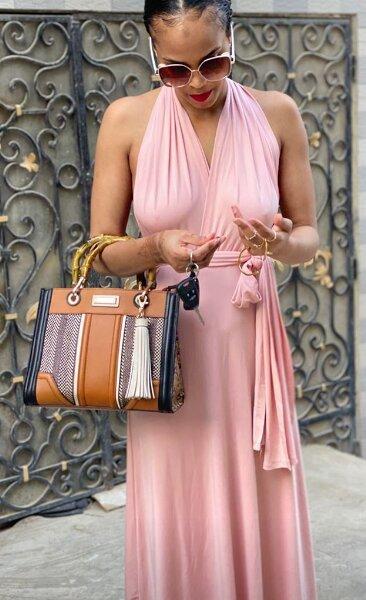 Les tendances mode été 2020: Marie Louise Diaw dévoile les couleurs, ELLE croque la vie à …