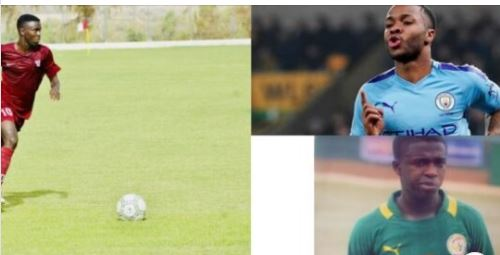 Aliou Sow, le jeune international sénégalais qui vous fera oublier Raheem Sterling…La preuve en vidéo !