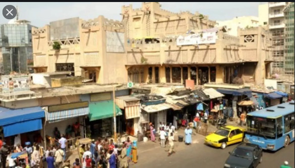 Réhabilitation du marché Sandaga: Les commerçants rejettent la lettre de sommation du Préfet