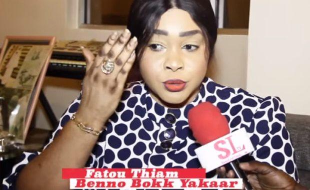 Fatou Thiam s'en prend sévèrement à Moustapha DIAKHATE