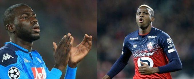 Le coup de fil inattendu de Kalidou Koulibaly à Victor Osimhen !