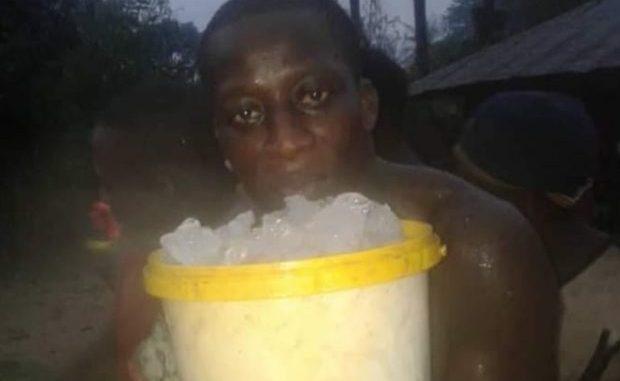 Oussouye: Une pluie de grêlons sur Diakène inquiète les populations