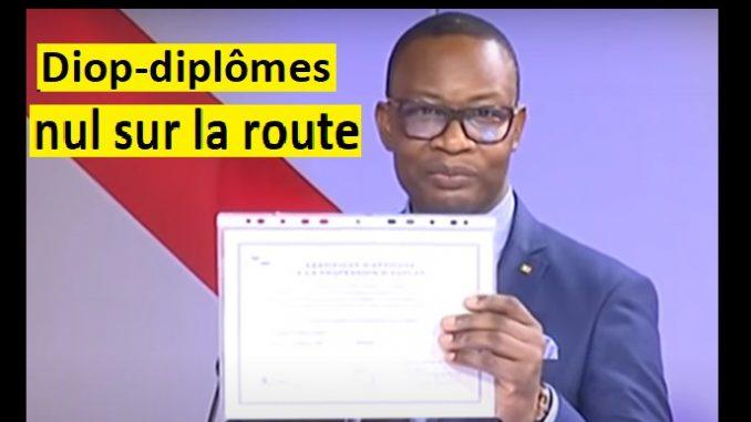 Moussa Diop Et La Panne « Intolérable » De DDD Sur Le Péage
