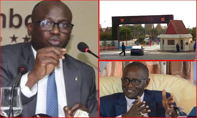 Urgent: Morcellement de la porte du CICES vers 6h du matin, l'ex DG Cheikh Ndiaye indéxé par le conseil d'administration