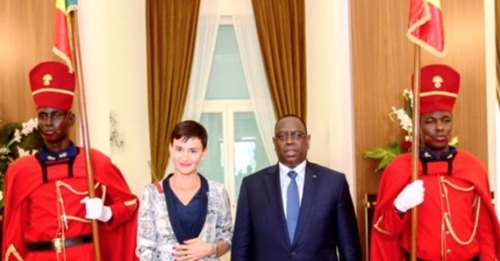 Irène Mingasson : « Le Sénégal n'est pas concerné par la fermeture de l'espace Shengen »