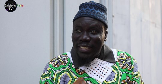Diop Fall s'énerve et taxe l'animatrice de menteuse