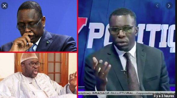 """Insultes de Cissé Lo: """" Macky sall est le seul responsable de ces dérives"""", selon juge Dème"""