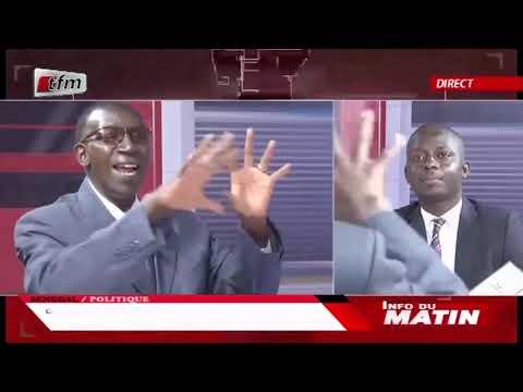Pr Malick Ndiaye s'y met : « Un jour, j'ai surpris au palais Farba Ngom en train d'engueuler…»