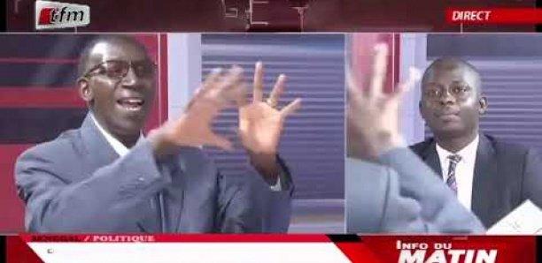 L'incroyable révélation de Pr Malick Ndiaye : « Un jour, j'ai surpris au palais Farba Ngom en train d'engueuler… »