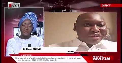 Covid-19 : Comment les Sénégalais vivent l'après confinement aux États-Unis