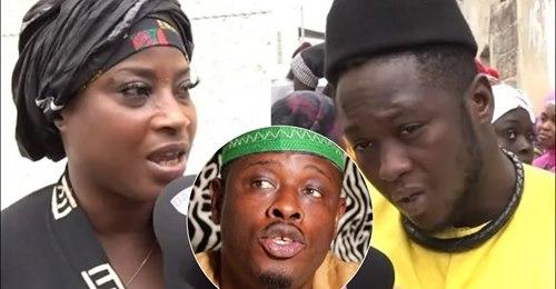Papa Ndiaye THIOU défie Papa Boy Djiné le mari de Ndeye Gueye
