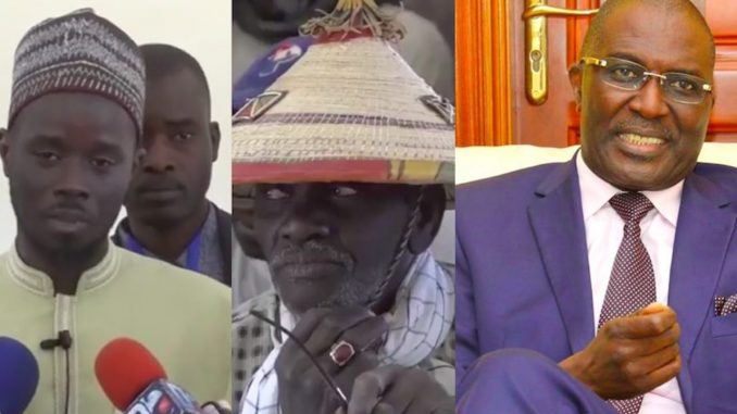 Sortie de Babacar Ngom : Ndingler et Djilakh organisent une marche, dimanche prochain