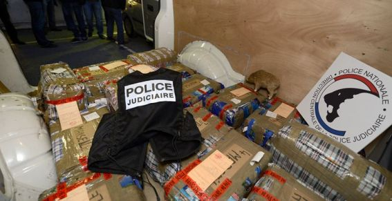 Trafic de drogue: 26 personnes arrêtées durant le mois de juin