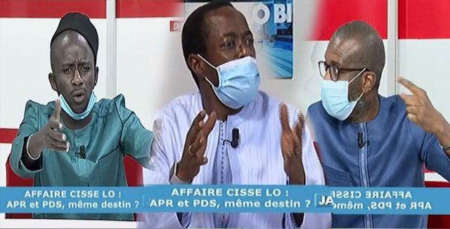 Affaire Cissé Lo : Ça chauffe entre Bouba Ndour, Fou malade et Abdou Mbao; « Je ne te permet pas… »