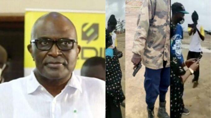 Affaire Ndingler : Ce que propose Babacar Ngom SEDIMA aux députés menacés par un vigile armé