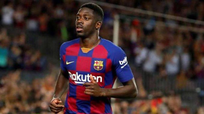 Barça : bonne nouvelle pour Ousmane Dembélé