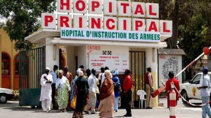 Exclusivité – Hôpital principal : Une dalle s'affaisse et tue un ouvrier