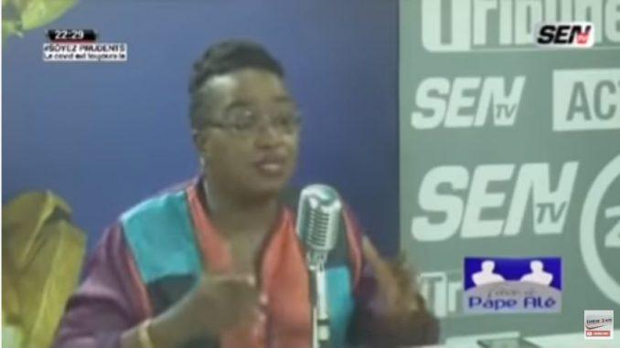 Hélene Tine « De plus en plus de sénégalais se sentent trahis par les actes que posent Macky »
