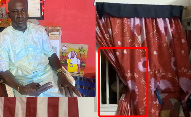 Ce que les policiers ont pris chez Assane Diouf le lendemain de son arrestation