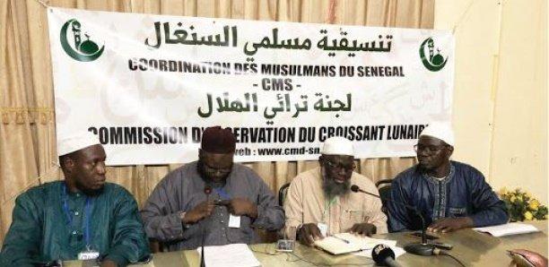 Coordination des musulmans du Sénégal : « La Tabaski sera célébrée le… »