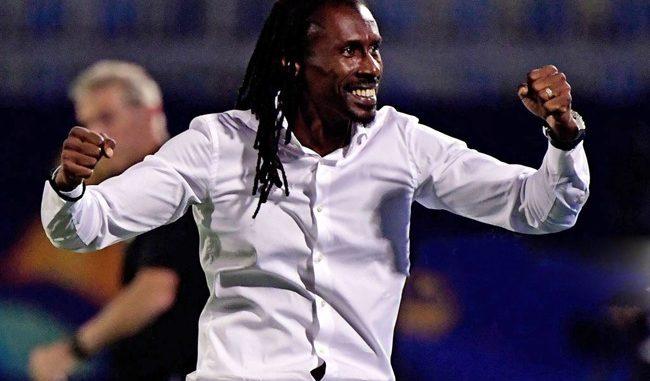 Can renvoyée en 2022: La Covid «offre» un bonus d'un an à Aliou Cissé…