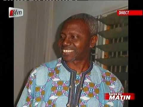 Dernière minute : La Presse Sénégalaise en Deuil …Décès du Doyen Kader Diop