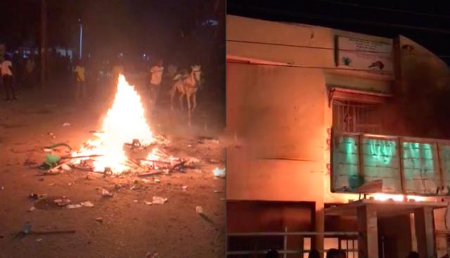 Incendie de la mairie de Keur Massar : Que risque les marchands ambulants ?