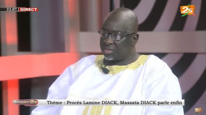 URGENT – PROCÈS LAMINE DIACK : PAPE MASSATA DIACK PARLE ENFIN.REGARDEZ