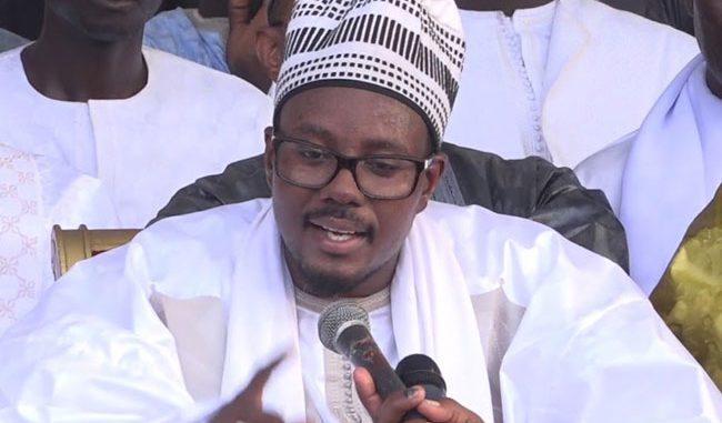 Recadré par El Modou Gueye, la réponse ferme de Serigne Bass Abdou Khadr Mbacké