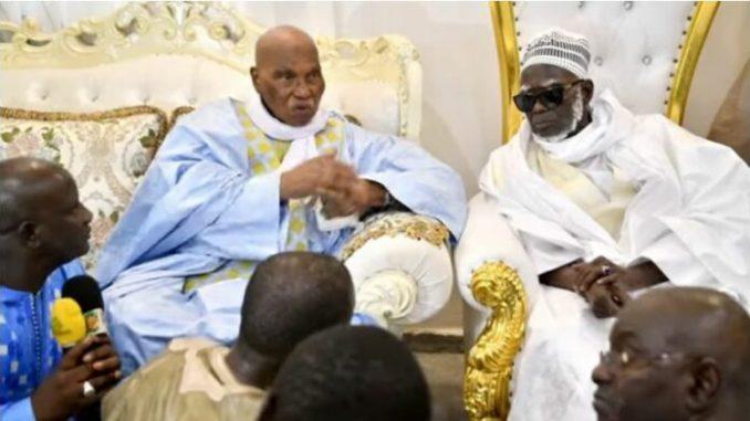 Voici le mouton offert par Me Abdoulaye Wade à l'imam de Massalikul Jinane