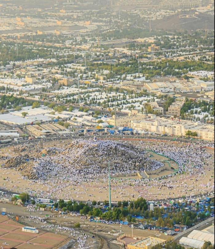 """Hadji 2020 - """"La distanciation sociale"""" comme thème du pèlerinage (vidéo+photos)"""