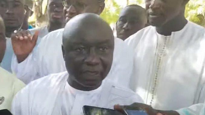 Tabaski 2020… Le message très frappant d'Idrissa Seck…