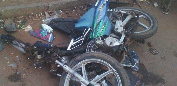 Commune de Ndoyéne : Un véhicule particulier fauche mortellement un cyclomoteur