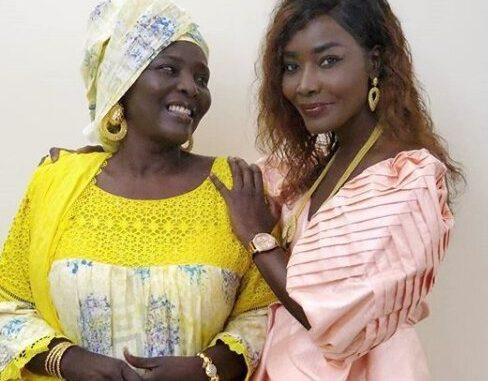 Comment Coumba Gawlo a passé la Tabaski avec sa mère et ses enfants