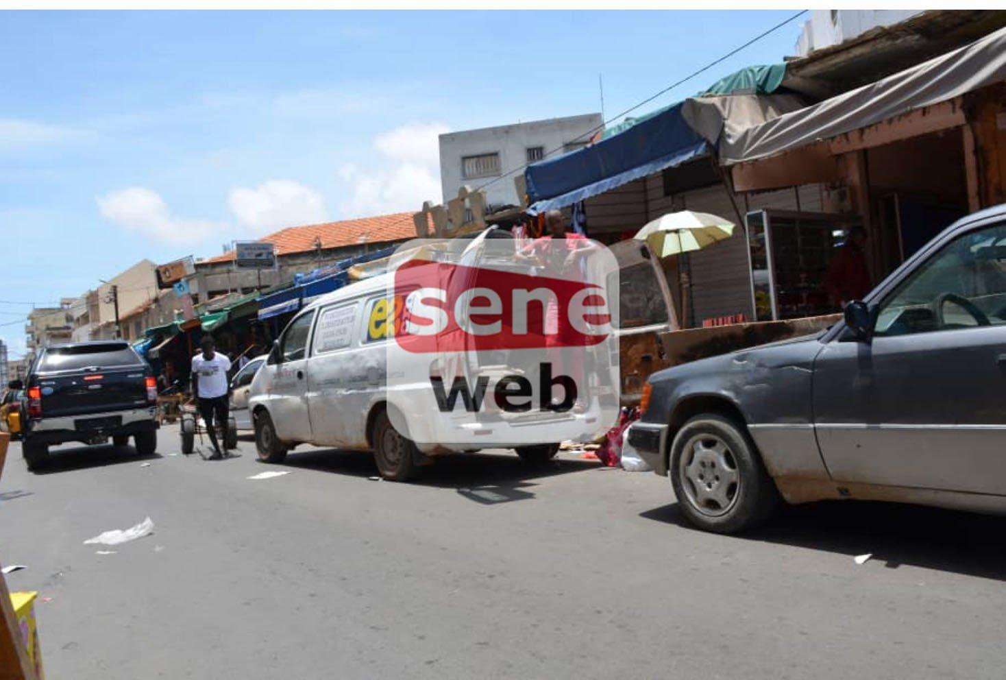 Déménagement de Sandaga : 325 commerçants ont reçu leurs clés