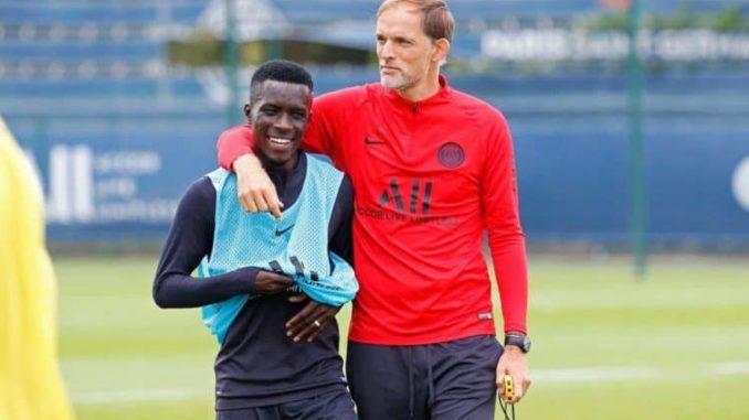 """PSG – Tuchel : """"J'ai l'impression que Gana ne joue pas assez libre"""""""