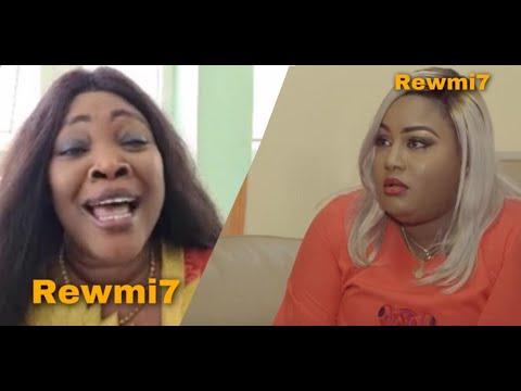 Affaire Sada Kane : Ndella Madior Fall s'en prend vi*lement à Aïssatou Diop Fall « souma waxaté… »