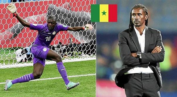 Equipe nationale : Les reproches de Khadim Ndiaye au Coach Aliou Cissé !