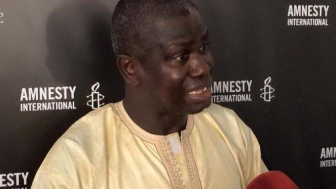 Sénégalais détenus dans un camp d'émigration à Russie : Le cri de cœur de Seydi Gassama