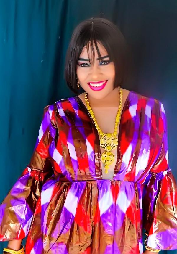 Tabaski des stars : Admirez le look Diongoma de Guigui