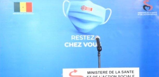Covid-19 au Sénégal : 4 décès, 52 nouveaux tests positifs et 42 cas graves en réanimation